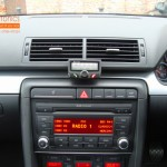 Audi A4 Fitted With Parrot CK3100