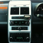 Dodge Journey Fitted With Parrot CK3100