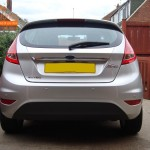 Ford Fiesta (New Shape) Rear Parking Sensors