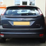 Ford Focus Rear Parking Sensors
