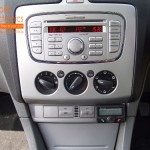 Ford Focus Fitted With Parrot CK3100