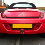 Ford Street Ka Rear Parking Sensors