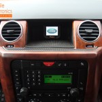 Land Rover Discovery 3 Fitted With Parrot Mki9200