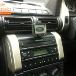 Land Rover Freelander Fitted With Parrot MKi9200