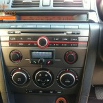 Mazda 3 Fitted With Parrot CK3100
