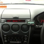 Mazda 6 Fitted With Parrot CK3100