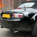 Mazda MX-5 Rear Parking Sensors