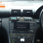Mercedes C-Class Fitted With Parrot CK3100