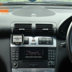 Mercedes C-Class Fitted With Parrot MKi9200