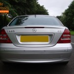 Mercedes C-Class Rear Parking Sensors