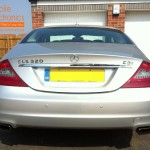 Mercedes CLS 320 Rear Parking Sensors