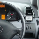 Mercedes Vito Van Fitted With Parrot Mki9200