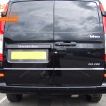 Mercedes Vito Van Rear Parking Sensors