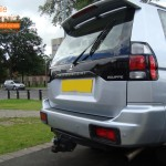 Mitsubishi Shogun Sport Rear Parking Sensors