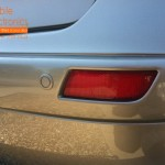 Nissan Note Rear Parking Sensors (Close Up View)