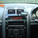 Peugeot 407 Fitted With Parrot CK3100