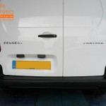 Peugeot Partner Rear Parking Sensors