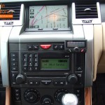 Range Rover Sport Fitted With Parrot CK3100