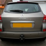 Renault Clio Rear Parking Sensors