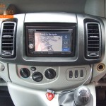 Renault Trafic Fitted With Kenwood DNX-5240BT Sat Nav