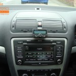 Skoda Octavia (New Shape) Fitted With Parrot CK3100