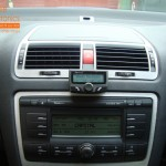 Skoda Octavia Fitted With Parrot CK3100