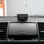 Subaru Legacy Fitted With Parrot CK3100