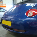 VW Beetle Convertible Rear Parking Sensors