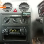 VW Caddy Van Fitted With Parrot CK3100