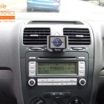 VW Golf Mk 5 Fitted With Parrot MKi9200