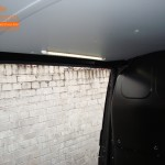 VW Transporter Van Fitted With LED Interior Light