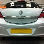 Vauxhall Astra Coupe Rear Parking Sensors