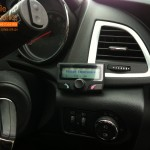 Vauxhall Astra (New Shape) Fitted With Parrot CK3100