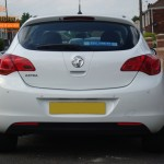 Vauxhall Astra (New Shape) Rear Parking Sensors