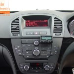 Vauxhall Insignia Fitted With Parrot CK3100