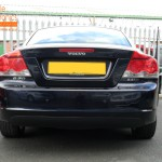 Volvo C70 Convertible Rear Parking Sensors