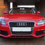 Audi A4 (New Shape) Front Parking Sensors