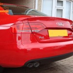 Audi A4 (New Shape) Rear Parking Sensors