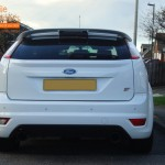 Ford Focus ST Rear Parking Sensors