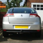 Renault Laguna Rear Parking Sensors