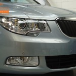 Skoda Superb Front Parking Sensors