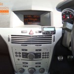 Vauxhall Astra Fitted With Parrot CK3100