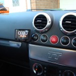 Audi TT Fitted With Parrot Mki9200