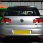 VW Golf Mk 6 Rear Parking Sensors