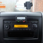 Mercedes Sprinter Fitted With Parrot CK3100