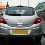 Vauxhall Corsa (New Shape) Rear Parking Sensors