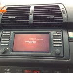 BMW X5 Digital TV Tuner Upgrade