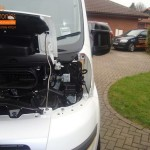 Fiat Ducato Tribute Daytime Lights
